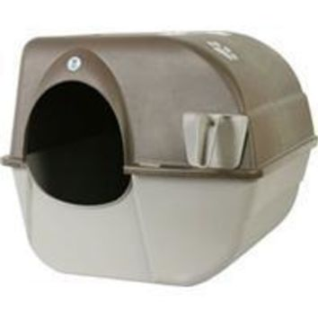 Omega Paw Inc. - Self-cleaning Litter Box