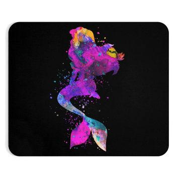 Mermaid Mouse Pad