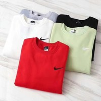 Nike Unisex Lover's Fashion Casual Long Sleeve Sport Top Sweater Pullover Sweatshirt