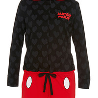 Disney Mickey Mouse Playsuit