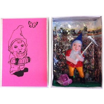 Box Card Gnome