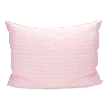 Sabina Shibori Bed Pillow - Petal