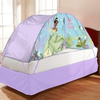Disney's The Princess & The Frog Bed Tent & Pushlight