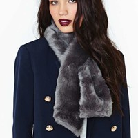 Hat Attack Minx Faux Fur Collar