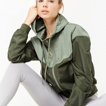 Active Windbreaker Jacket