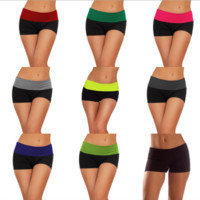 Fitness Yoga Pants Shorts B0015299