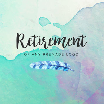 Retire your Logo Add-on