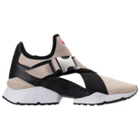 PUMA Muse EOS - Women's - Women's - Shoes - Basketball - Casual - PUMA - Casual Basketball Sneakers - Cement/Cement | Six 02