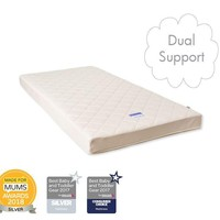 Organic Quilted Dual Support Crib Mattress