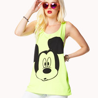 Mickey Mouse® Neon Tank