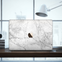 "The Cracked Marble Surface Skin For The Apple MacBook 13"" Air"