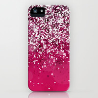 Silver IV iPhone & iPod Case by Rain Carnival