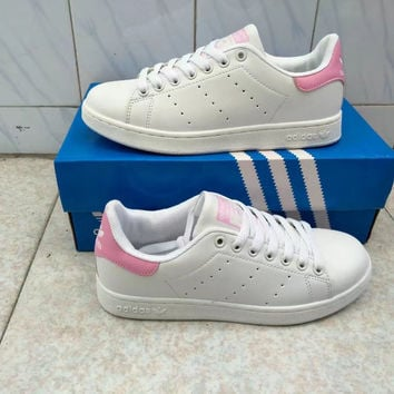 """Adidas Stan Smith"" Fashion Sport Casual Women Sneakers Plate Shoes Small White Shoes"