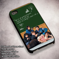 Breakfast Club - For iPhone 4/ 4S/ 5/ 5S/ 5SE/ 5C/ 6/ 6S/ 6 PLUS/ 6S PLUS/ 7/ 7 PLUS Case And Samsung Galaxy Case
