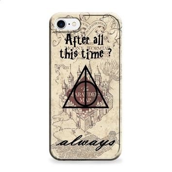 After all this time always quote harry potter iPhone 6 | iPhone 6S case