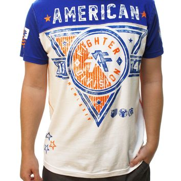 American Fighter Men's Siena Heights Graphic T-Shirt