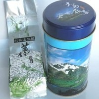 """Eagle iRoot""® Creative NEW SILVER AWARD TAIWAN HIGH MOUNTAIN GREEN TEAS-Alishan Oolong Tea-The climate and Geography of The Region are The Keys to Alishan High Mountain Oolong Tea's Exquisite Taste."