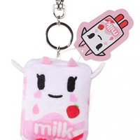 Tokidoki | STRAWBERRY KEYCHAIN PLUSH
