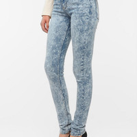 Urban Outfitters - Cheap Monday Tight Skinny Jean - Acid Wash