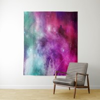 Deep Space Galaxy Nebulous Tapestry