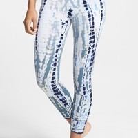 Hard Tail Tie Dye Low Rise Leggings