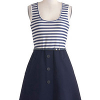 Stories of Sailing Dress | Mod Retro Vintage Dresses | ModCloth.com