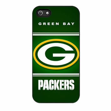 nfl green bay packers i cases for iphone se 5 5s 5c 4 4s 6 6s plus