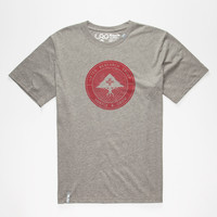 LRG Hustle Crest Mens T-Shirt | Graphic Tees