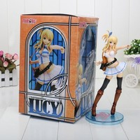 Fairy Tail Lucy Heartfilia Figure 9-Inch