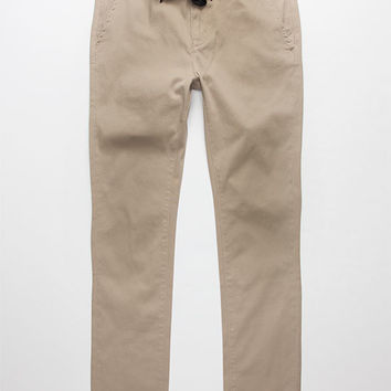 Jslv Blunt Worker Mens Pants Khaki  In Sizes