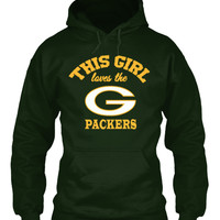 This Girl Loves the Packers !!