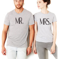 MR + MRS Shades of Grey