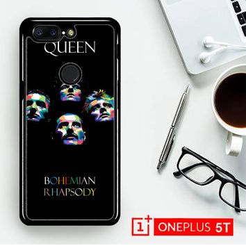 Queen Band C0009  OnePLus 5T / One Plus 5T Case