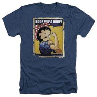 Betty Boop - Power Adult Heather