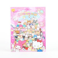 Sanrio 100 Characters Sticky Notes Collection