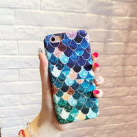 Fish Scale Case for iPhone