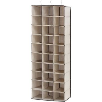 Whitmor Hanging Shoe Shelf, 30 Pair - Walmart.com