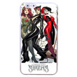 "Harley Quinn Catwoman Poison Ivy Gotham Girls - Apple Iphone 6 4.7"" Case"