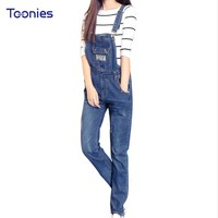 Summer New Fashion Women Cowboy Jumpsuit Plus Size XXL Denim Overalls Female Fashion Skinny Denim Rompers Jeans Womens Jumpsuit