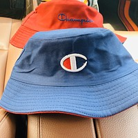 Champion 2020 new front and back couple fisherman hat