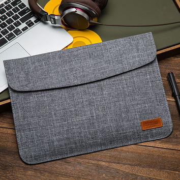 "New Women Laptop Sleeve Bag 11 14 inch Notebook Carrying Case for Dell Lenovo Toshiba HP ASUS Acer 12"" 13"" Tablet Cover Men Bags"