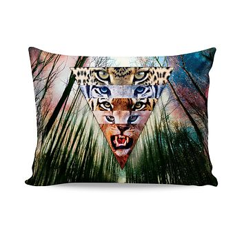 ROPC Wild Cats Pillow Case