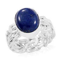Lapis Lazuli Ring in Sterling Silver