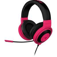 Razer - Kraken Pro Neon Red - Gaming Headset
