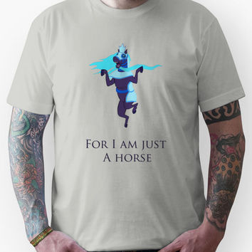 Bravest Warriors I Am Just A Horse Unisex T-Shirt