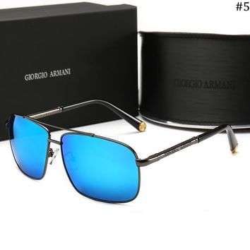 Giorgio Armani Trend Polarized Men's Fashion UV Protection Outdoor Driving Sunglasses #5