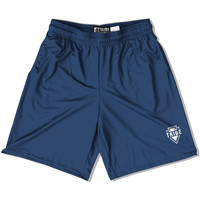 Navy Sublimated Lacrosse Shorts