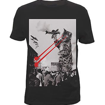 Guys 'Godzilla Kitten' Graphic Tee