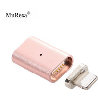 Micro Usb Charging Cable Magnetic Adapter Data Charger For Iphone 5 5S 6 6S Plus Ipad Magnetic Cable
