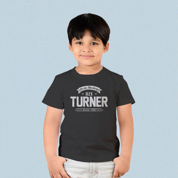Kids T-shirt - Alex Turner Arctic Monkeys